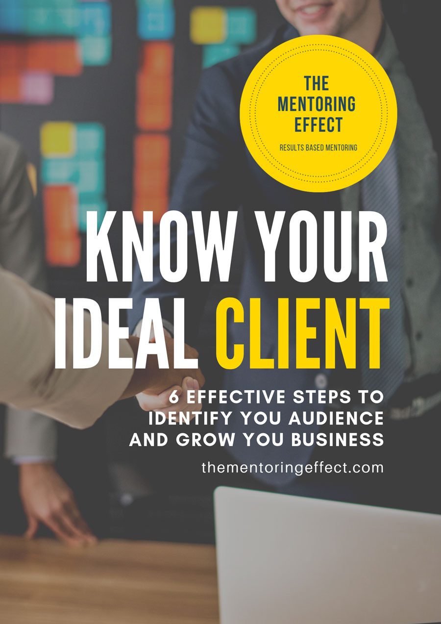 Knowing Your Ideal Client