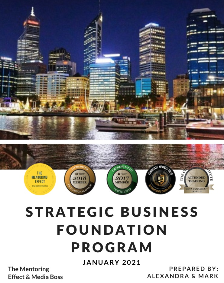Strategic Business Foundation